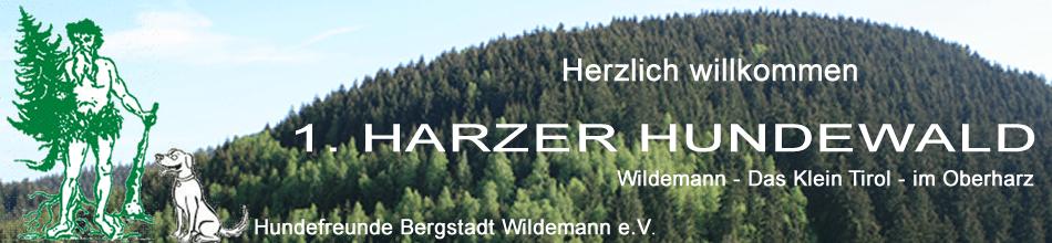 Harzer Hundewald in Wildemann